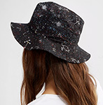 Панама KANGOL арт. K4208ST Comet Rev Bucket (черный)